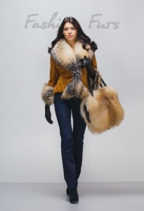 меха от Fashion Furs