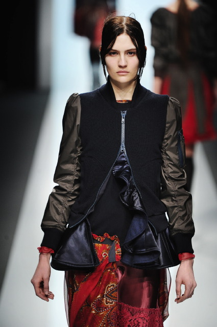 Sacai - Fall 2012-Winter 2013