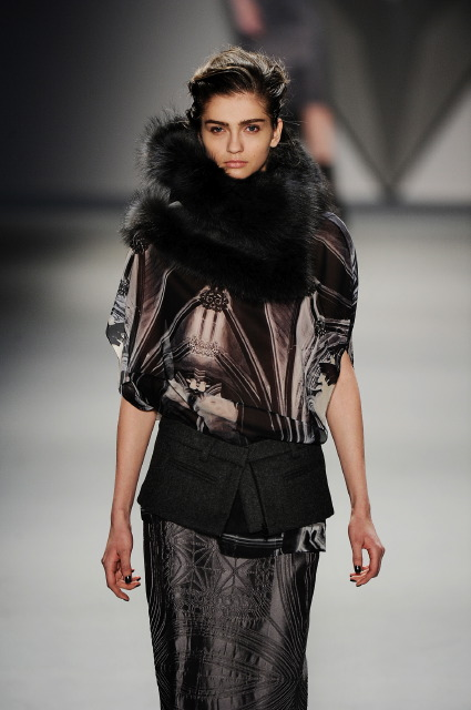 Vera Wang - Fall 2012-Winter 2013