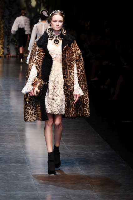 Dolce & Gabbana - Fall 2012-Winter 2013