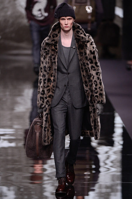 Louis Vuitton Fall 2013, menswear