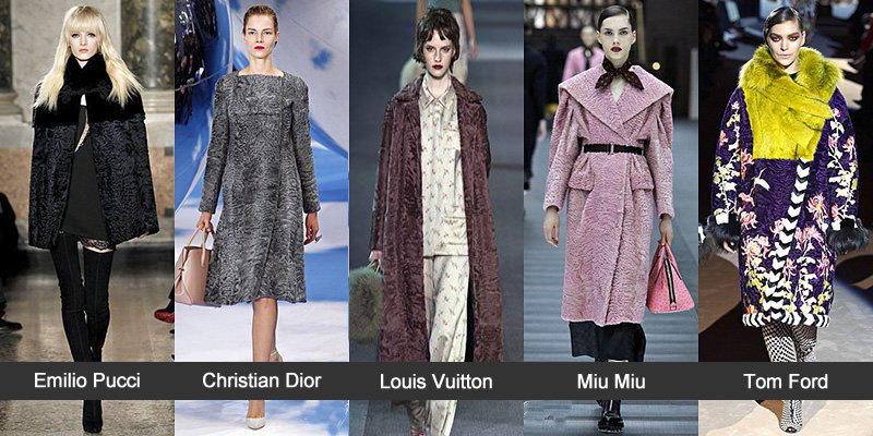 Шубы 2014 - Emilio Pucci, Louis Vuitton, Christian Dior,Miu Miu, Tom Ford