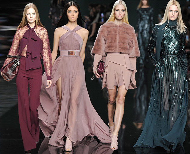 Elie Saab (Paris Fashion Week Autumn Winter 2014-2015)