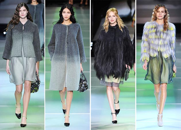 Giorgio Armani | Fall Winter 2014/2015
