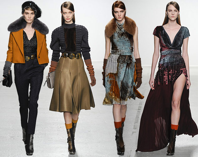 John Galliano | Fall Winter 2014/2015 by Bill Gaytten
