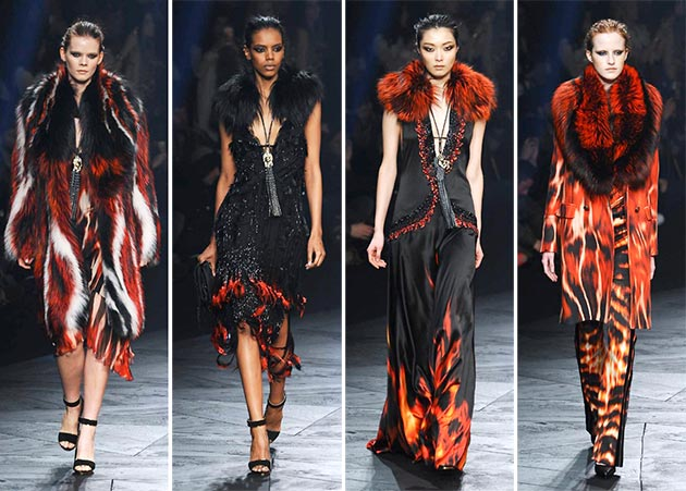 Roberto Cavalli | Fall Winter 2014/2015 by Roberto Cavalli
