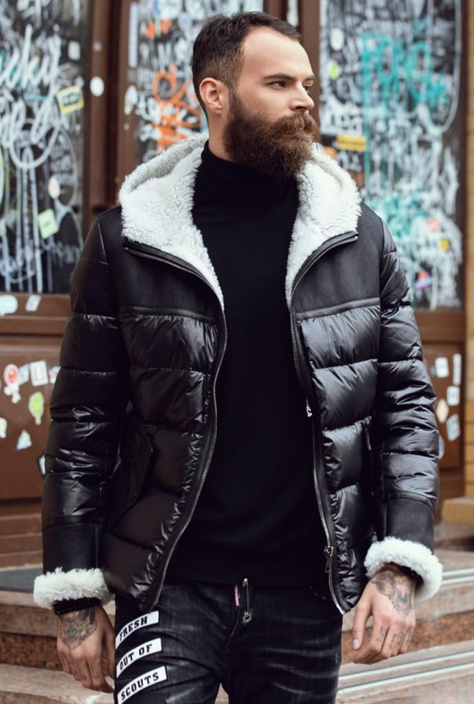 Мужская кожаная куртка Fontanelli. Цена 21550 грн. Размер 50, 54. Тел: 097 275 50 80