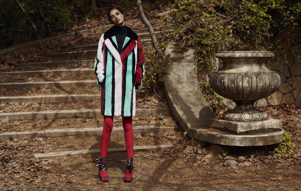 Шуба должна вызывать эмоции. На фото шуба от Divine Luxury Furs из меха норки NAFA.