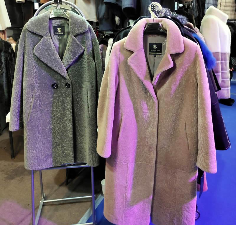 Как выбрать меховое пальто? Пальто из натурального меха на выставке-ярмарке на ВДНГ павильон №1