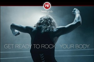 Мадонна открывает фитнес-клубы Hard Candy Fitness