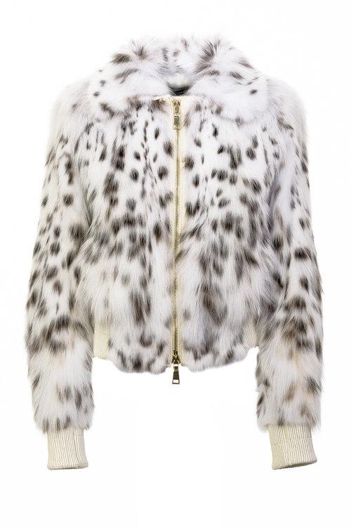 Куртка Braschi из рыси (мех NAFA)