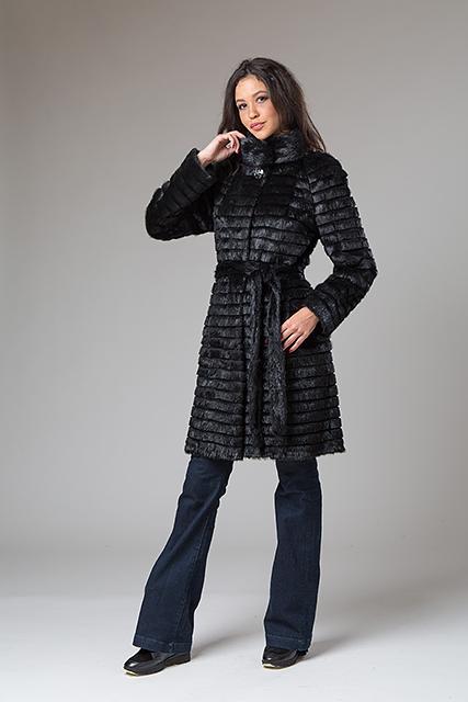 Меховое пальто от Miss Lora(Мисс Лора)