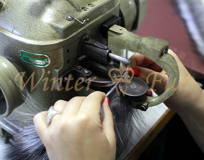 Пошив норковых шуб в Киеве