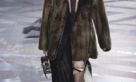 Шубы и меха 2016 от Louis Vuitton