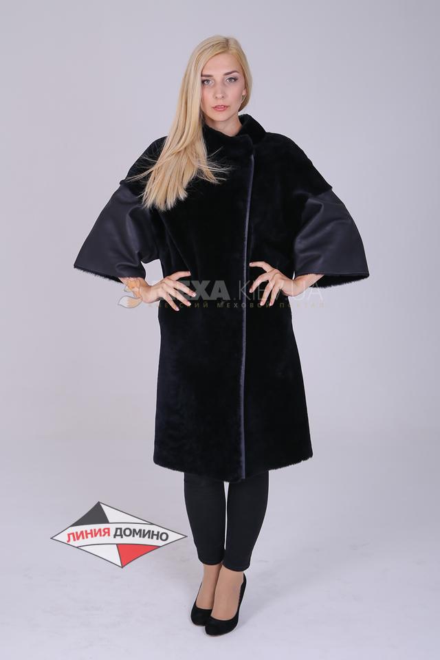 Удивительное двухстороннее пальто