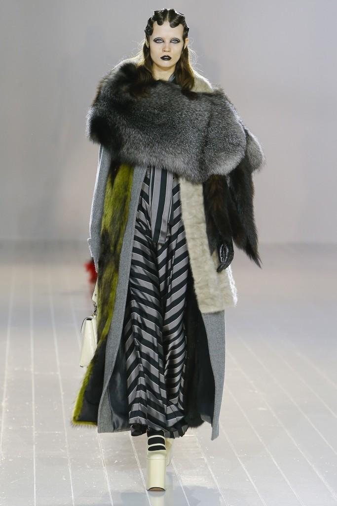 Осенняя одежда от Марка Джейкобса