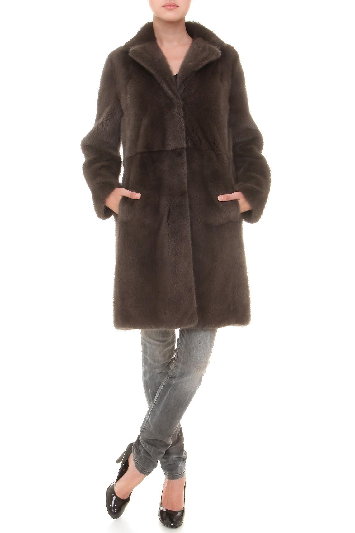 Норковое пальто из Италии