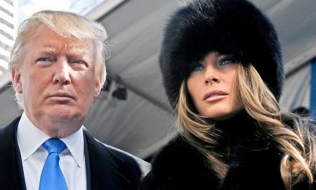 Какие шубы предпочитает Трамп, его жены и дети