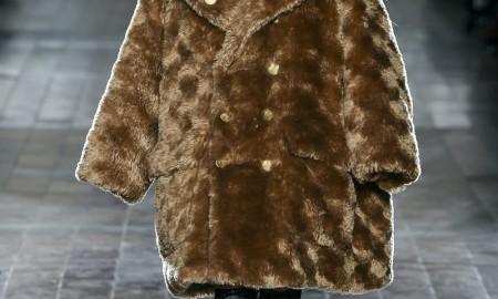 Меховая мода от Sonia Rykiel FALL 2017 READY-TO-WEAR