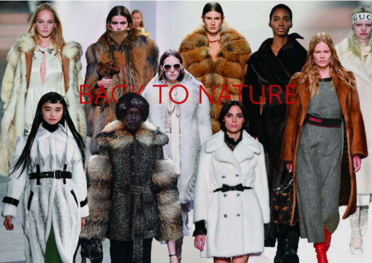 Шубы, меховые жилеты, куртки и пальто - 7 тенденций меховой моды 2017