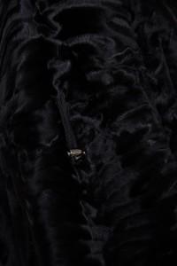 Шуба Anna Maria Leporatti каракуль, рукав ласка арт. 11200. Фото 5