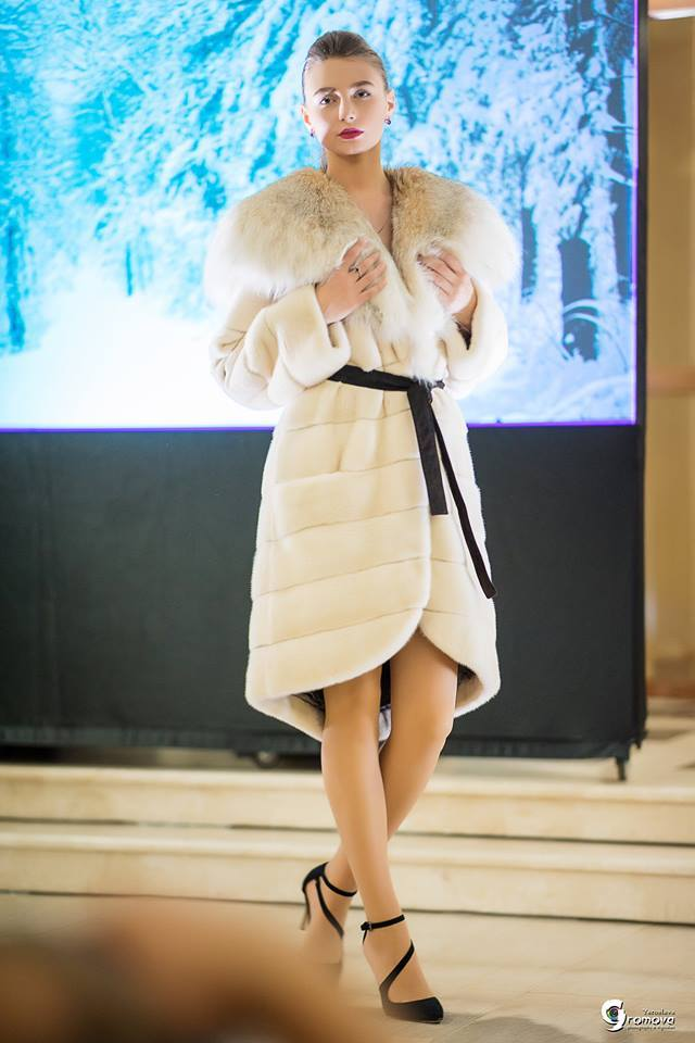 Алена Кабакова на награждении
