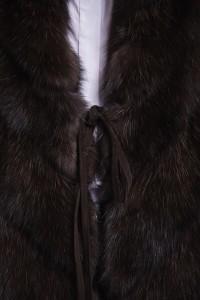 Жилет Antonio Didone соболь Арт 36. Фото 2