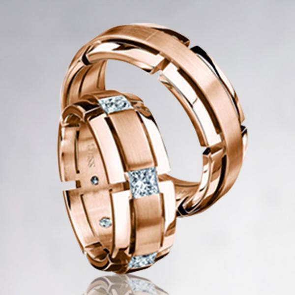 Обручальное кольцо 0137