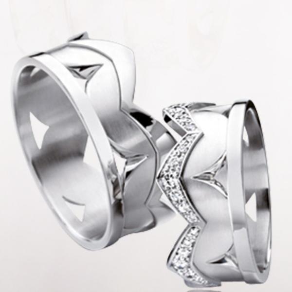Обручальное кольцо 0140
