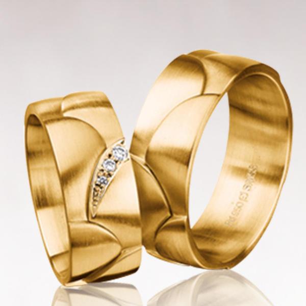 Обручальное кольцо 0141