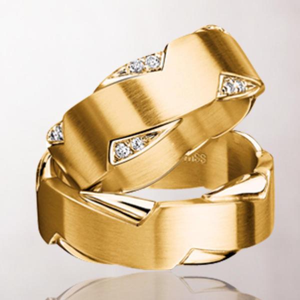 Обручальное кольцо 0144
