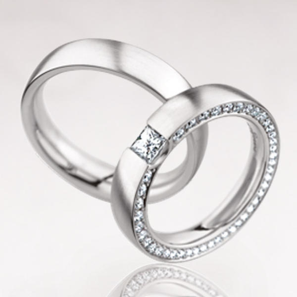 Обручальное кольцо 0183