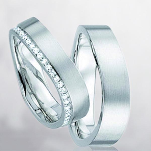 Кольцо обручальное 0234