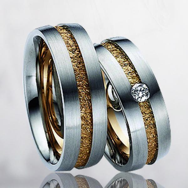 Обручальное кольцо 024