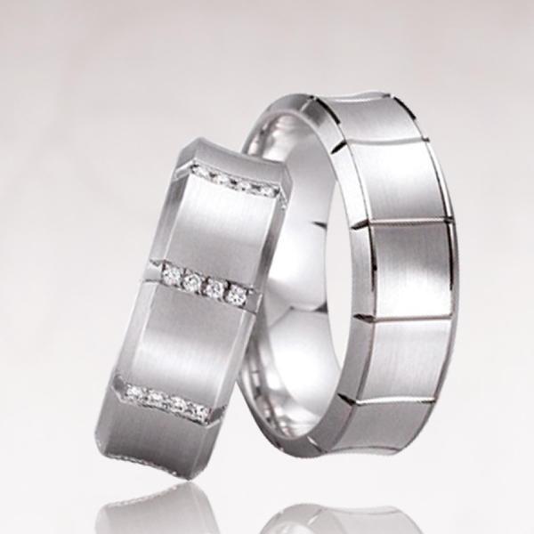 Обручальное кольцо 044