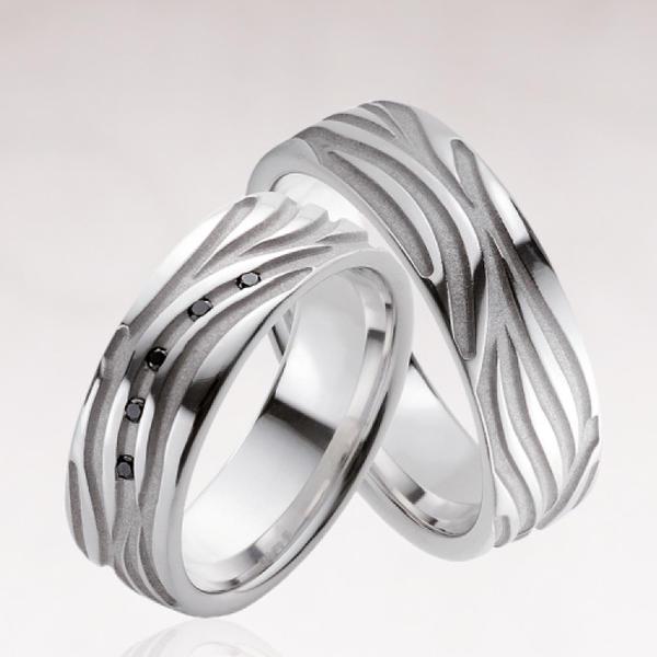 Обручальное кольцо 059