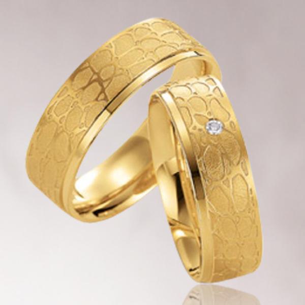 Обручальное кольцо 084