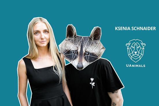 Ксения Шнайдер отказывается от натурального меха
