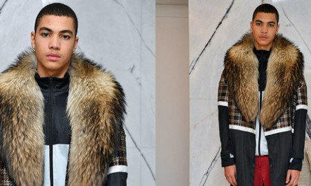 «Мех обладает целостностью»: Астрид Андерсен о своей коллекции одежды на заказ Bespoke