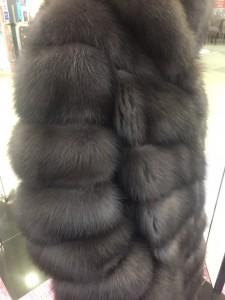 Шуба из енисейского соболя. Фото 3
