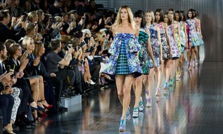 Лондонская неделя моды прошла без шуб и натурального меха