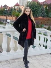 Mink coat Blackglama medium length