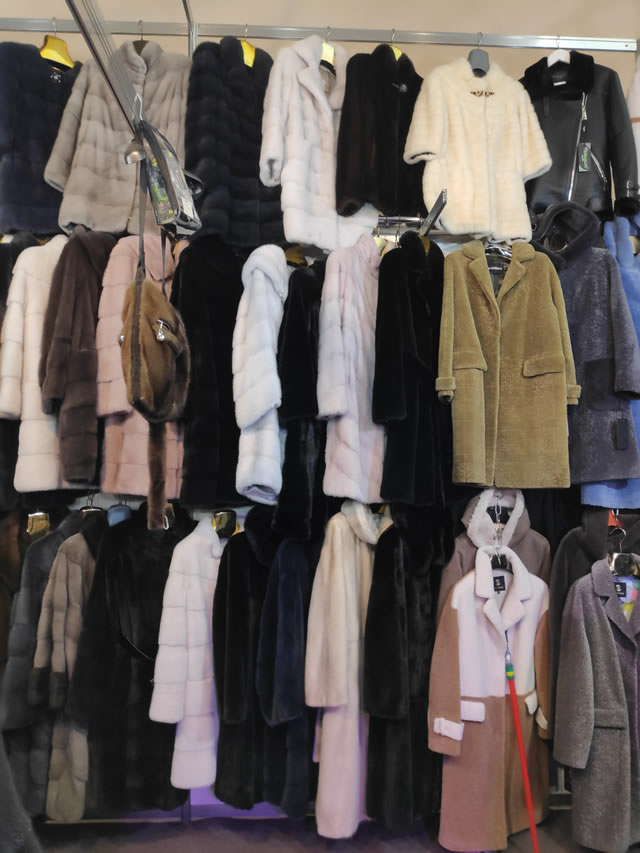 Купить норковую шубу, пальто из мутона в Киеве