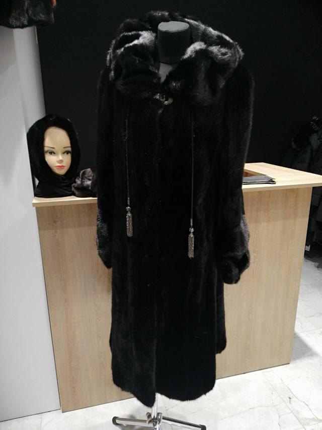 купить норковую шубу недорого в Киеве