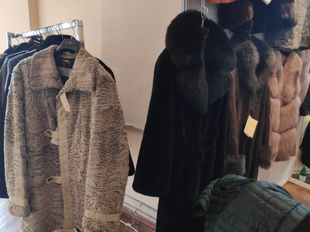 Шубы и пальто из астрагана - что это и где купить в Киеве?