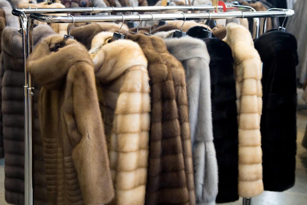 В Нью-Йорке начался бум активных продаж шуб из натурального меха