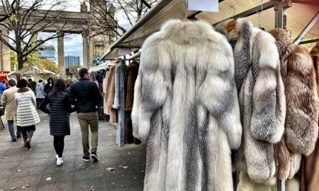 Великобритания может полностью запретить продажу шуб и меха