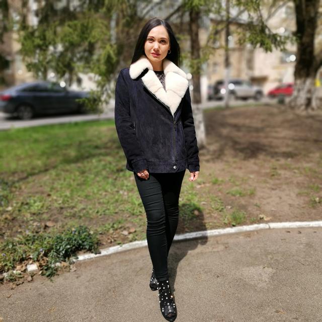 Жіноча куртка на осінь